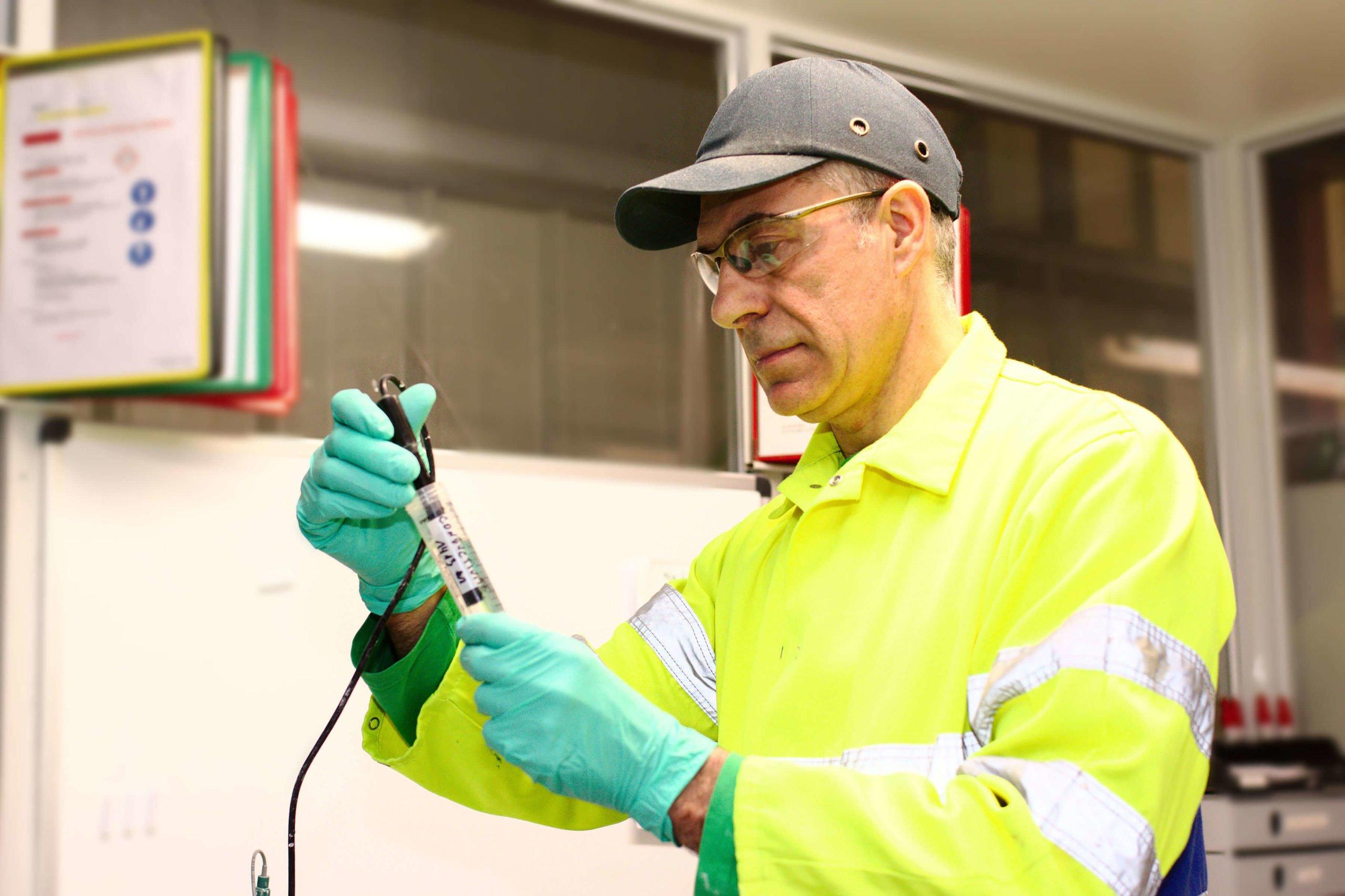 Technicien de laboratoire R&D